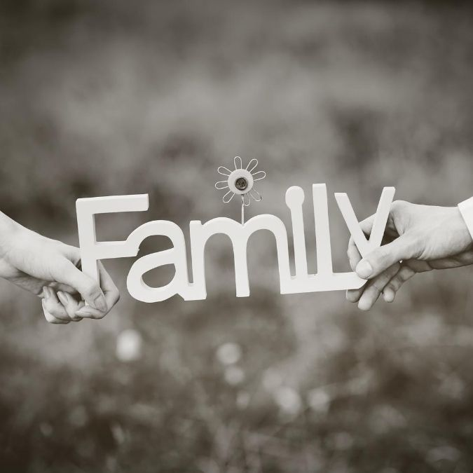 The Best Ways to Display Your Family Tree: Love Is A Rose Blog