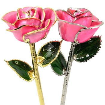 October Birthday Rose Gift Pink Tourmaline Love Is A