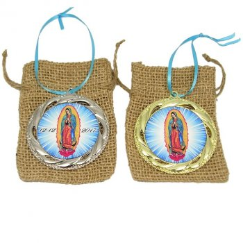 Our Lady of Guadalupe Christmas Ornament Gift