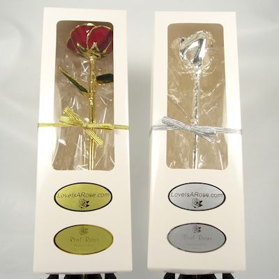 White Window Gift Boxes